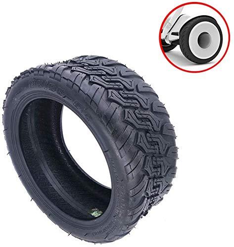 HYCy Neumáticos De Scooter Eléctrico,85/65-6.5 Vacío Neumáticos a Prueba De Explosiones,Fuera del Camino Neumáticos Neumáticos Antideslizante Y Resistente Al Desgaste
