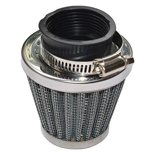 Guajave Moto Base Limpiador para Filtro de Aire 35/39/42/44/48/50/52/54/ 60mm Filtros para Atv Moto de Cross/Pit - 39mm
