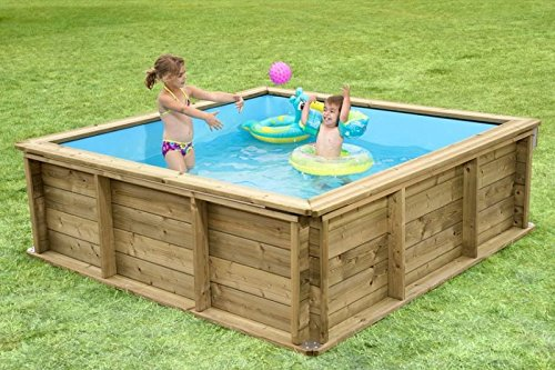 Piscina madera Tropic Junior