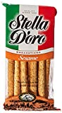 Stella D'oro Breadsticks, Sesame, 6 Ounce (Pack of 12)