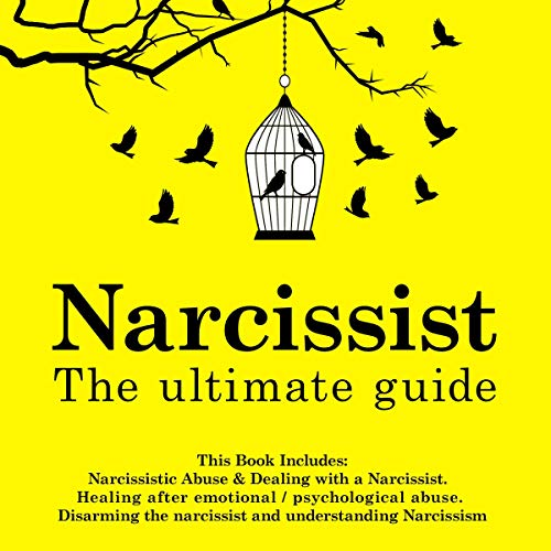 Narcissist: The Ultimate Guide audiobook cover art