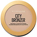 Maybelline New York City Bronzer Polvos Bronceadores Mate para Pieles Medias, Tono 250 Warm Medium