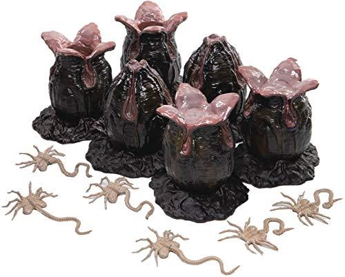 Hiya Toys Pack 12 Figuras Alien: Covenant. Escala 1:18