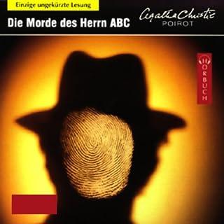Die Morde des Herrn ABC Titelbild