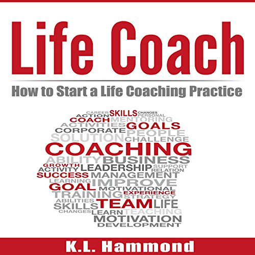 Life Coach audiobook cover art