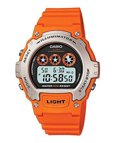 Reloj Casio - Mujer W-214H-4A