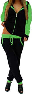KAIXLIONLY Activewear Sets for Women 2 Piece Tracksuit Set Jacket Pants Set Bodycon Jogger Outfit for Fall Winter