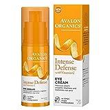 Avalon Organics: Vitamin C Revitalizing Eye Cream, 1 oz (2 pack)