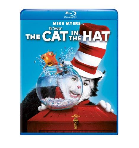 Dr Seuss The Cat In The Hat [Edizione: Stati Uniti] [Reino Unido] [Blu-ray]