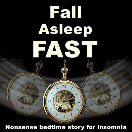Fall Asleep Fast cover art