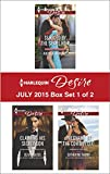 Harlequin Desire July 2015 - Box Set 1 of 2: An Anthology (English Edition)