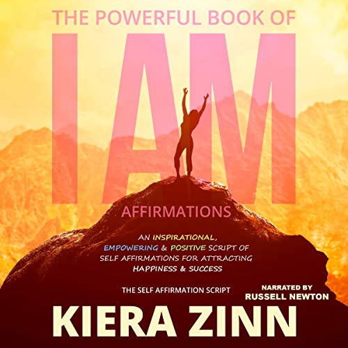 The Powerful Book of I Am Affirmations audiobook cover art