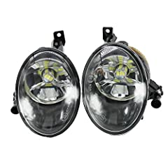 High Quality Car LED Fog Light Fog Lamp For VolksWagen VW Touareg 2011 - 2014 OEM Number : 7P6 941 699+7P6 941 700 Housing Material : High Quality PC+HT Condition : 100% New Aftermarket Products