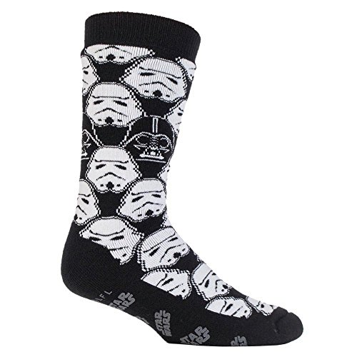Heat Holders, Thermo-Socken für Herren, Disney-Star-Wars-Design Gr. 39-45, Storm Trooper