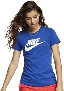 Nike Women's W Nsw Tee Essntl Icon Futura T-shirt