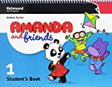 AMANDA & FRIENDS 1 STUDENT'S PACK - 9788466829250