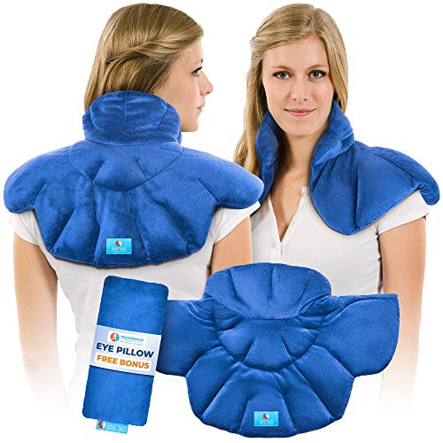 ENJOY PROVEN NATURAL THERAPY - When heated, this PhysioNatural wrap provides a deep, penetrating warmth right where you need it. The wrap is designed to relieve pain caused by conditions such as arthritis, spinal stenosis, and pinched nerves, as well...
