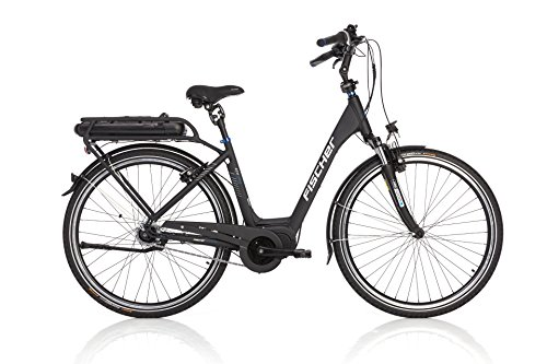 FISCHER E-Bike City ECU 1860 Damen E-Trekkingbike Bild 3*
