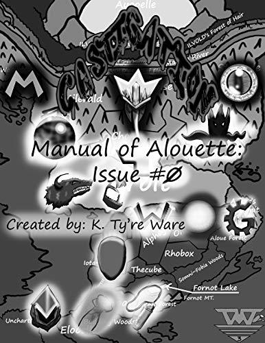 Castigation: Manual of Alouette: Issue #0 plus sneak peek (English Edition)