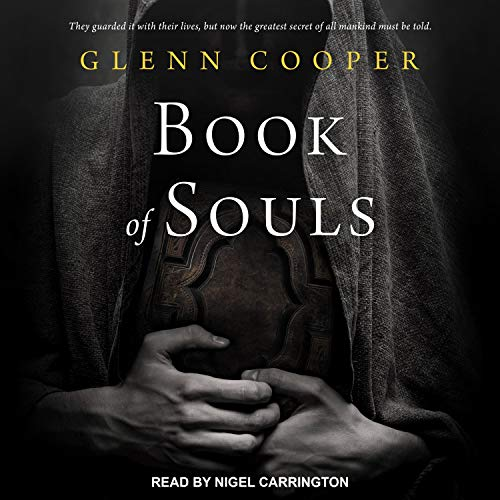 Book of Souls Audiobook By Glenn Cooper cover art