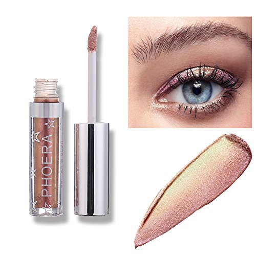 Ardorlove Shiny Diamond Symphony Water Eyeshadow Long-lasting waterproof shiny liquid eye shadow metallic pigment