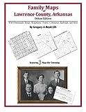 Family Maps of Lawrence County, Arkansas