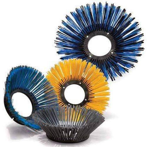 Tellerbesen Schörling Kehrmaschinen Poly 2,70 mm blau Kehrdurchmesser 700 mm