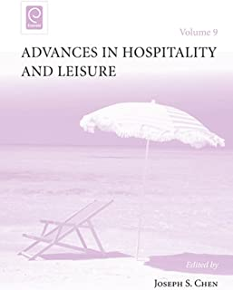 Advances in Hospitality and Leisure (English Edition)