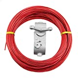 Corde de serrage pour bâche de piscine Ø 2 mm Longueur 21 m