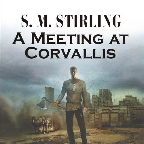 A Meeting at Corvallis audiobook cover art
