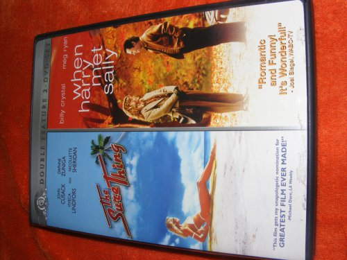 The Sure Thing-When Harry Met Sally Double Feature