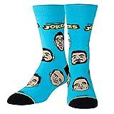Cool Socks, Unisex, TV, Impractical Jokers, Crew Socks, Novelty Funny Silly Cute
