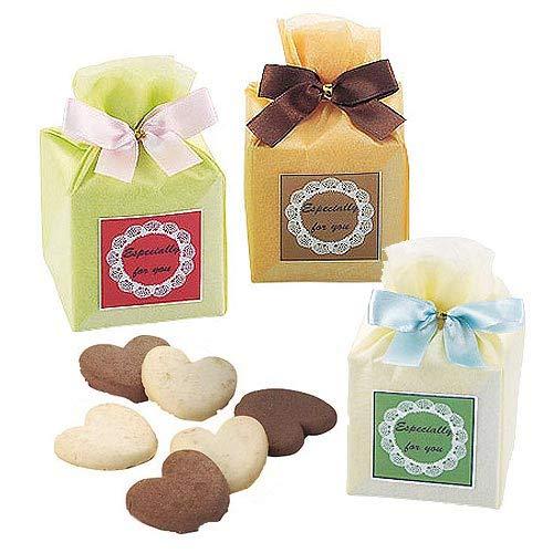 お菓子 プチギフト お礼 お返し 大量 業務用 『アンジェリーク( ハートクッキー)』 詰め合わせ 個包装 業務用 販促 HFP62103 (●100個セット)