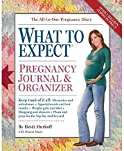 The What to Expect Pregnancy Journal & Organizer (Spiral bound) - Common