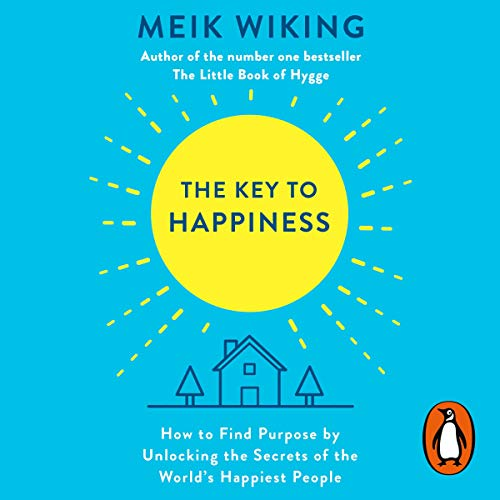 The Key to Happiness audiobook cover art