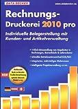 Rechnungsdruckerei 2010 pro -