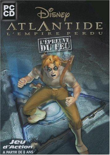Atlantide l'Empire perdu : L'Epreuve du feu