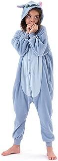 Beauty Shine Unisex Child Stitch Costume Halloween Cosplay Pajamas