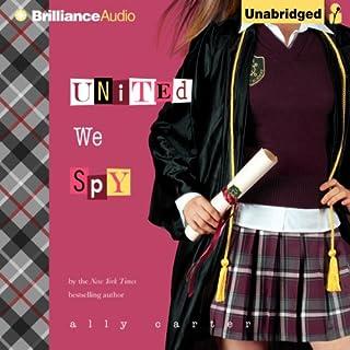 United We Spy audiobook cover art