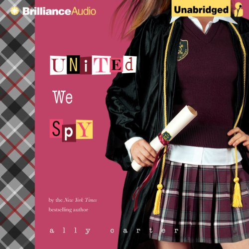 United We Spy audiobook cover art