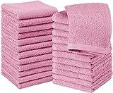 Utopia Towels - 24 Toallas para la Cara de algodón, Paños de algodón (30 x 30...