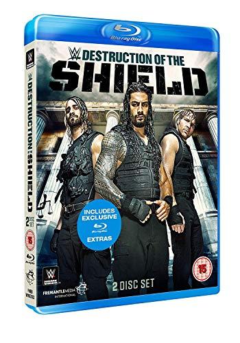 WWE: The Destruction Of The Shield [Blu-ray] [UK Import]