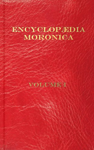 Encyclopædia Moronica: Volume I