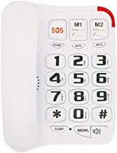 phones with large numbers for seniors