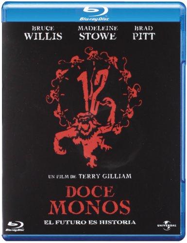 12 monos [Blu-ray]