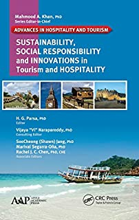 Sustainability, Social Responsibility, and Innovations in the Hospitality Industry (Advances in Hospitality and Tourism) (1926895673)   Amazon price tracker / tracking, Amazon price history charts, Amazon price watches, Amazon price drop alerts