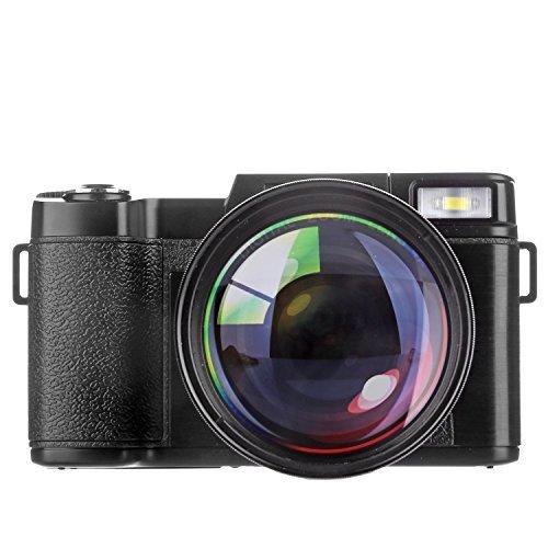 KINGEAR R2 HD 22 MP 3.0-Inch LCD Digital Camera with Digital Zoom