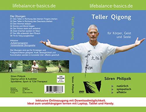 Teller Qigong / stärkt Körper, Geist und Seele