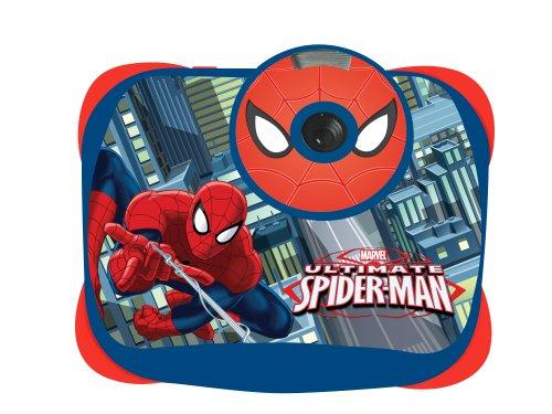 Lexibook - DJ135P - Appareil photo numérique 5MP Spiderman
