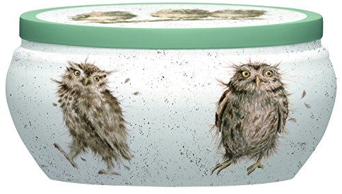 Wax Filled Boutique Tin - What a Hoot (owl)